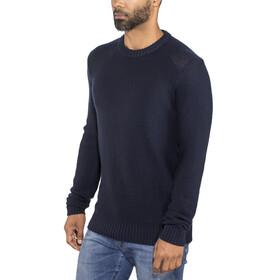 Icebreaker Waypoint Crew Sweater Men Midnight Navy